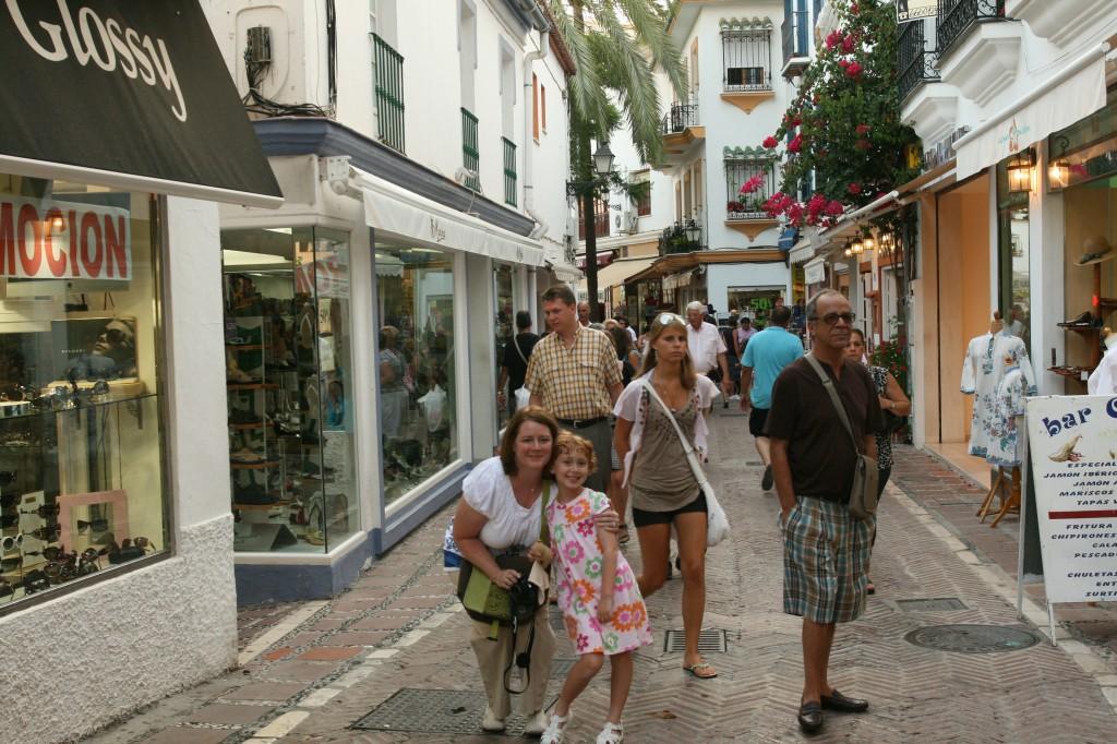 Visiting Marbella
