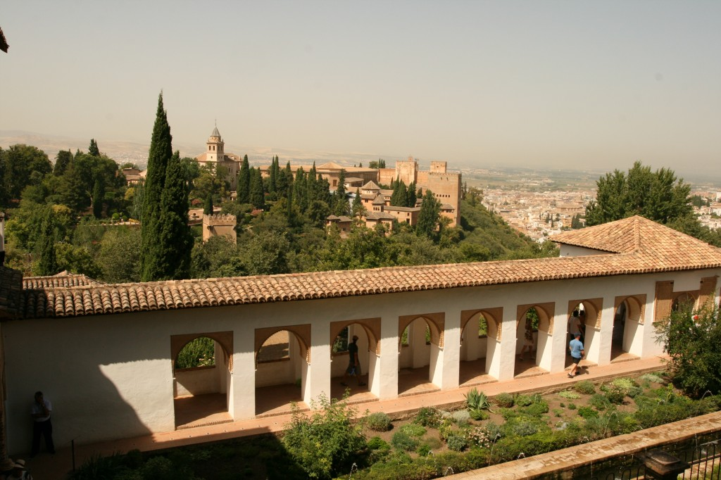 La Alhambra from Generalife