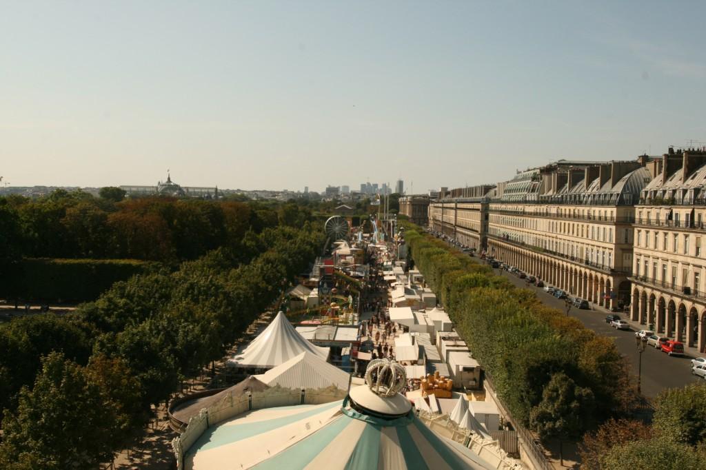 Fête foraine des Tuilerie