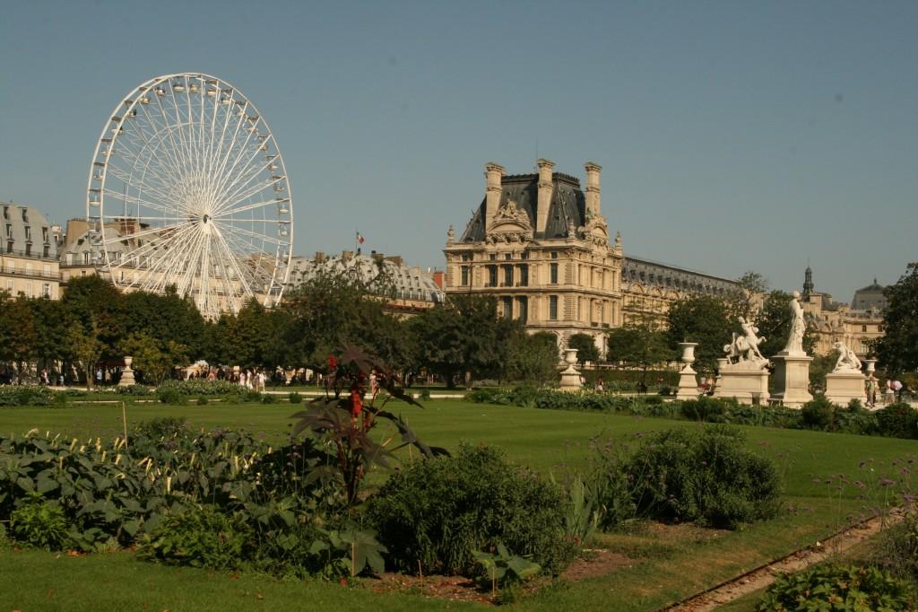 tuileries paris fête foraine